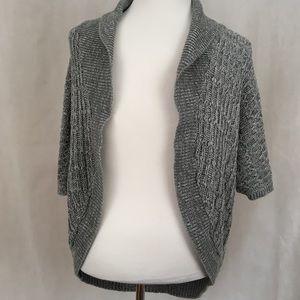 3/25 Express Women's Large Knit Sweater Cardigan